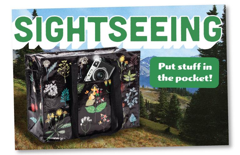 Pack your Shoulder Totes, we're heading for summer!