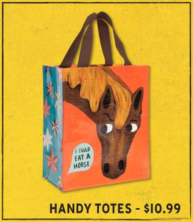 Handy Totes - $10.99