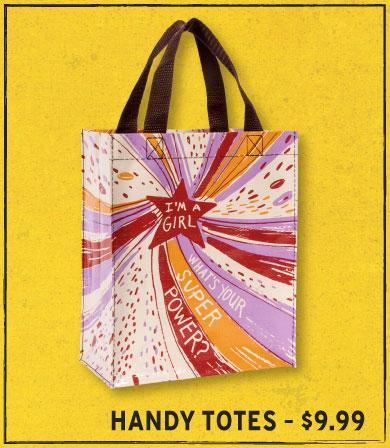Handy Totes - $9.99