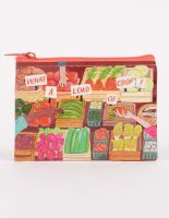 What A Load Of Crop! Coin Purse