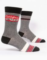 Certified Pain In The Ass M-Crew Socks