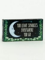 You Leave Sparkles Everywhere You Go Gum