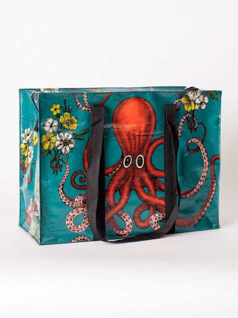 Octopus Shoulder Tote