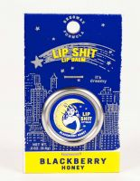 Lip Shit Lip Balm-Blackberry Honey
