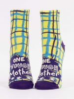 One Tough Mother W-Ankle Socks