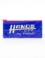 Hands Off My Doodads Pencil Case