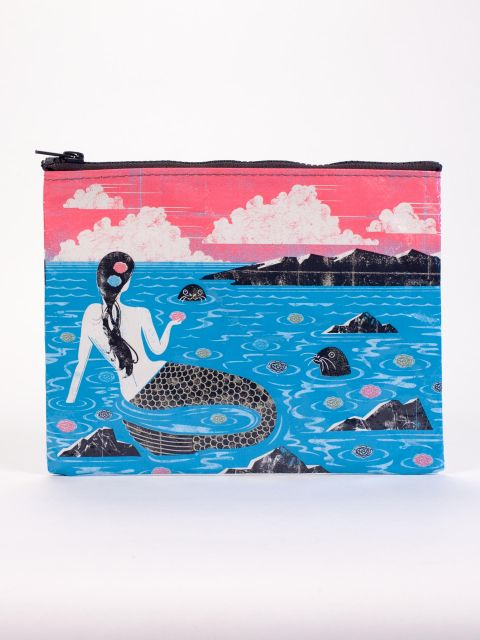 Mermaid Zipper Pouch