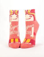 Sugar Monster W-Ankle Socks