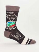 Sunday M-Crew Socks