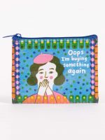 Oops, I'm Buying Something Again Coin Purse